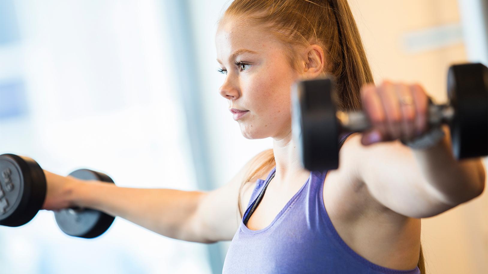 treningsprogram styrke overkropp